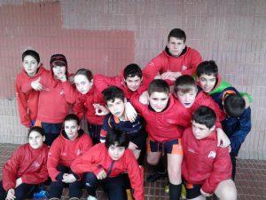 sub14 Compostela