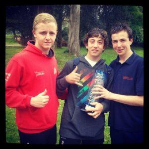 campeones u16 2