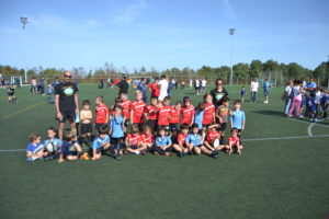 PRC con sus compañer@s de Coruña